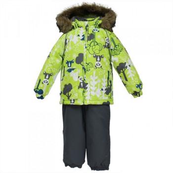 Зимний мембранный комплект для малышей AVERY арт.41780030-73247 / Huppa