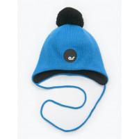 Зимняя шапка цвет голубой, ТМ Артель