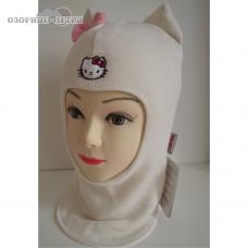 Зимний шлем-шапка  Beezy  Китти 100% шерсть