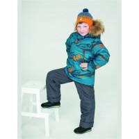 Зимний мембранный костюм Флеш, Uki kids