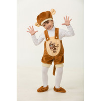 Новогодний  карнавальный костюм Обезьянка Кроха