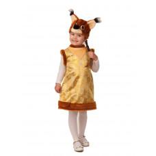 Новогодний карнавальный костюм  Белка Стрелка