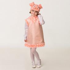 Новогодний  карнавальный костюм Свинка Жози