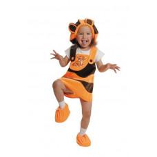 Новогодний  карнавальный костюм Тигрица малышка