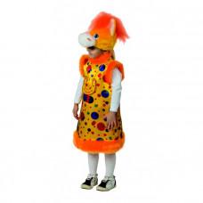 Новогодний  карнавальный костюм Лошадка Радужка