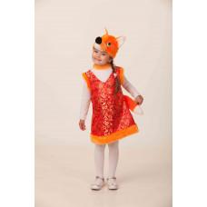 Новогодний  карнавальный костюм Лиса Патрикеевна