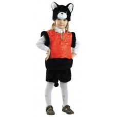 Новогодний  карнавальный костюм Кот Тимофей