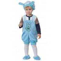 Новогодний  карнавальный костюм Кролик малыш