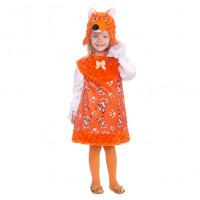 Новогодний  карнавальный костюм Лисичка Лиля
