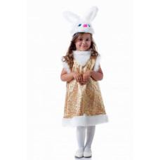 Новогодний  карнавальный костюм Заинька Лапушка