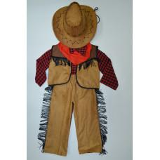 Новогодний  карнавальный костюм Ковбой