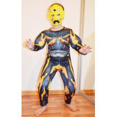 Новогодний костюм желтого Бамблби