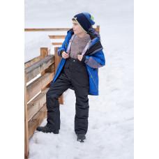 """Зимние мембранные брюки """"Джонни"""" Oldos Activ цвет черный"""