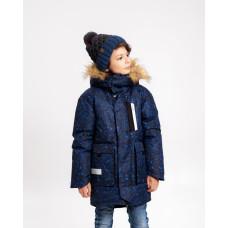 """Зимняя курточка для мальчика """"Антуан"""" Oldos Activ"""