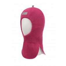 """Зимний шлем-шапка """"Бесс"""" Oldos розовый"""
