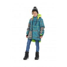 """Зимняя мембранная куртка для мальчика """" Теос"""" Oldos Activ"""