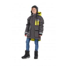 """Зимняя мембранная куртка для мальчика """" Давид"""" Oldos Activ"""