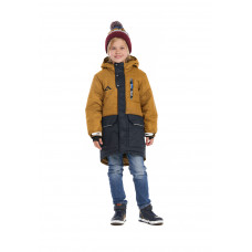"""Зимняя мембранная куртка для мальчика """"Зевс"""" Oldos Activ"""