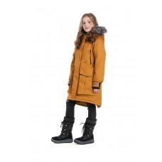 """Зимнее мембранное пальто для девочки""""Рамилия"""" Oldos Activ"""