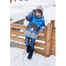 """Зимняя мембранная куртка для мальчика """"Имануил"""" Oldos Activ"""