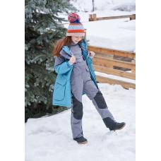 """Зимние мембранные брюки """"Герда"""" Oldos Activ цвет серый"""