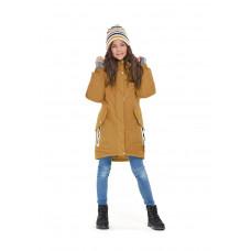 """Зимняя мембранная куртка для девочки """"Ариадна"""" Oldos Activ"""