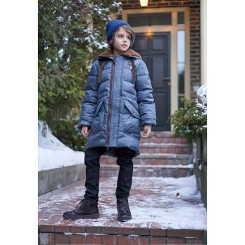 """Зимнее пальто для мальчика """"Альфред"""""""