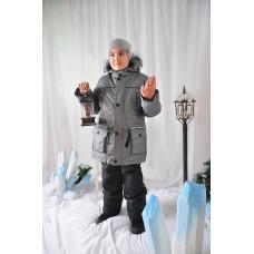 "Зимняя мембранная парка для мальчика ""Данила"""