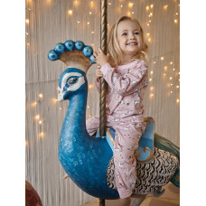 Пижама - домашний костюм (кулирка) Котики