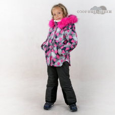 Зимний мембранный костюм Лиза