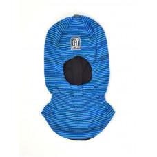 Шлем  демисезонный. Синий меланж Артель ТМ