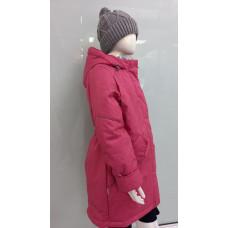 """Зимняя мембранная куртка для девочки """"Розовый меланж""""  SO Collection"""