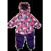 """Мембранный демисезонный комбинезон """"Тетрис"""" (утеплитель 110 гр.) Super Gift"""