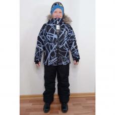 Зимний мембранный костюм Паутина, Stella Kids