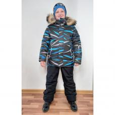 Зимний мембранный костюм  ICICLES, Stella Kids