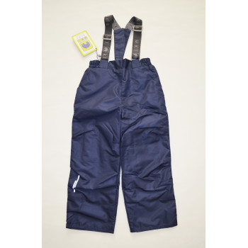 "Демисезонные брюки на флисе унисекс  ""Исследователи "" юки кидс"