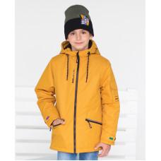 Мембранная демисезонная курточка для мальчика «Норти», Uki kids
