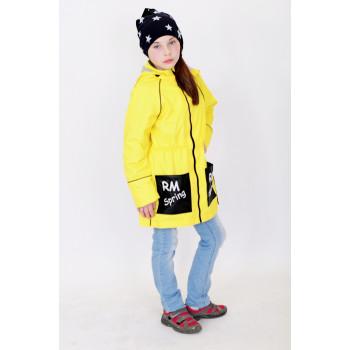 """Ветровочная мембранная демисезонная курточка-парка """"RM Spring"""""""