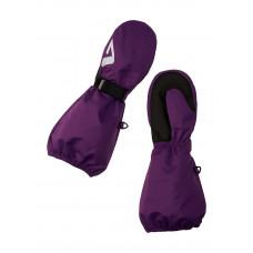 """Краги-рукавички """"Вега"""" (OLDOS) цвет: сливовый"""