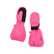 """Краги-рукавички """"Мира"""" (OLDOS) цвет: розовый неон"""
