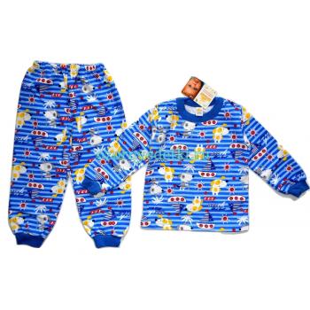 Пижама - домашний костюм (футер с начесом)