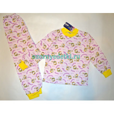 """Пижама """"Гномик"""" - домашний костюм (футер с начесом)"""