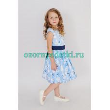 """Платье нарядное """"Бабочки"""""""