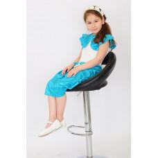 "платье ""Августина"" Бирюзовый цвет!!!"