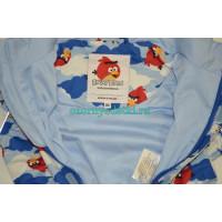 Ветровочный мембранный комбинезон Энгри Бердс Angry Birds