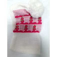 """Шлем  Politano """"Снеговик"""" 1-2года"""
